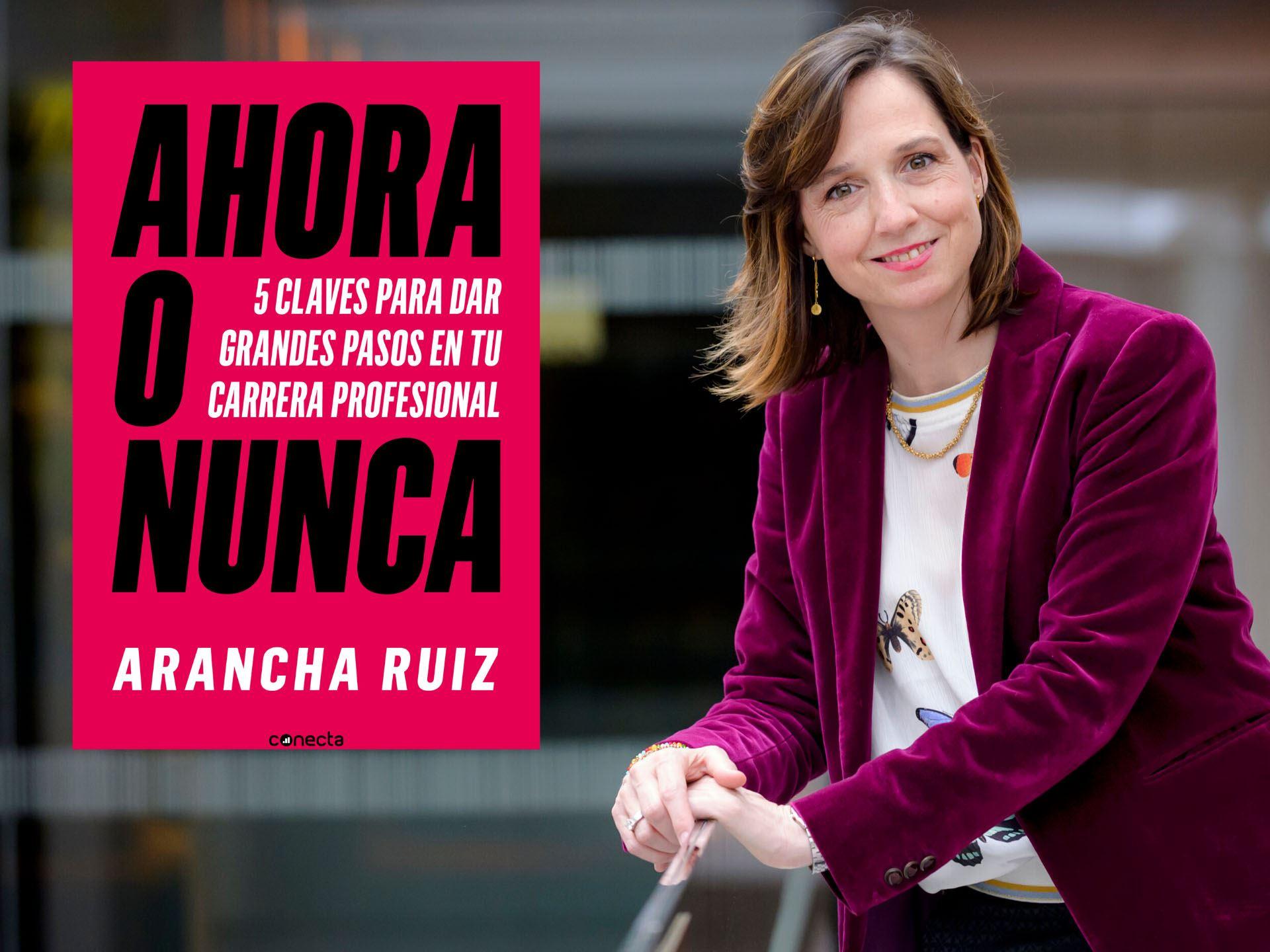 """Presentación: """"Ahora o nunca"""" de Arancha Ruiz"""