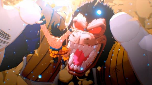 Dragon Ball Z Kakarot - videojuego