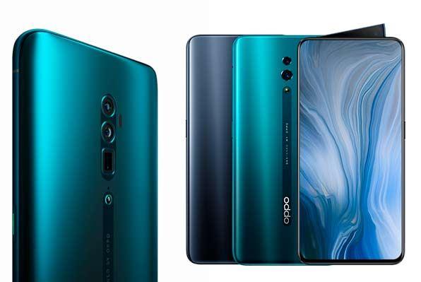 smartphone-OPPO RENO 10X