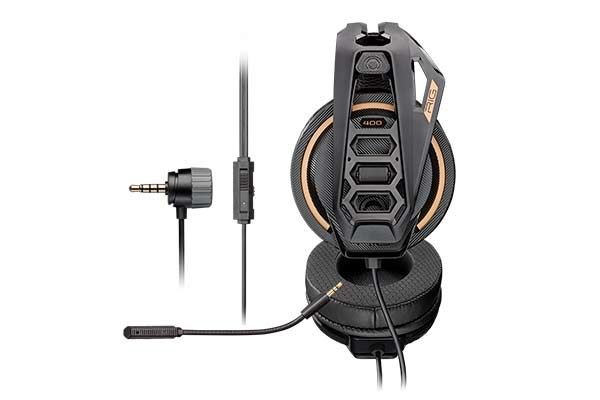 Auriculares-RIG 400 pro hc