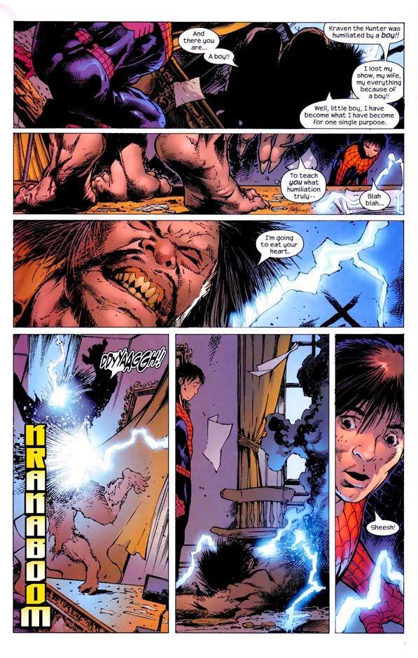los seis siniestros-comic