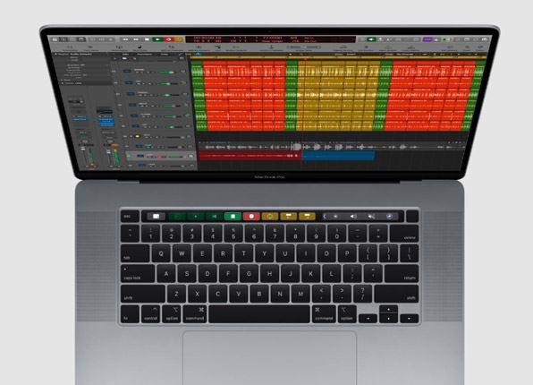 Macbook Pro 2-sonido