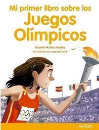mi primer libro sobre los juegos olimpicos