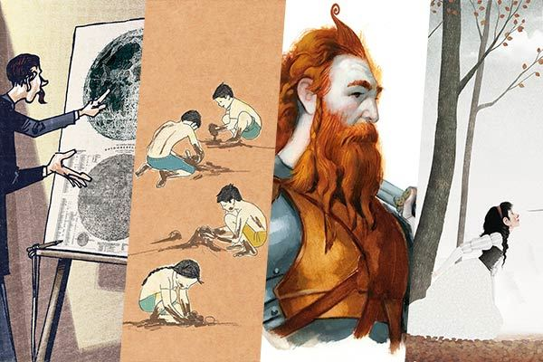 Novelas ilustradas para atesorar