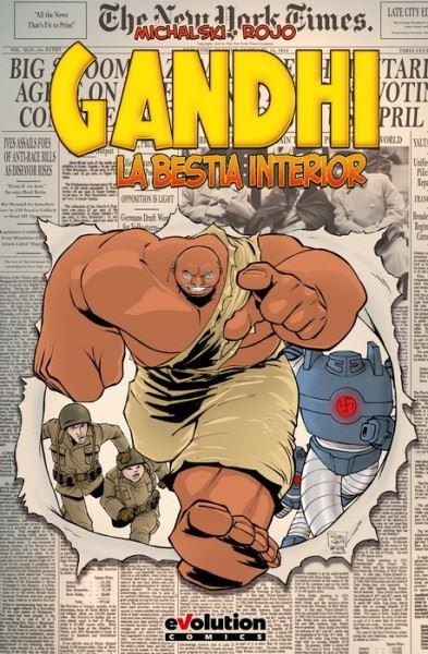 """Presentación del libro """"Gandhi: La Bestia Interior"""""""