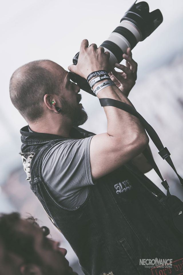 """JAIME GARCIA  """"Concert Photographer"""""""