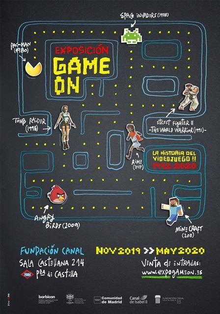GAMEON.Poster