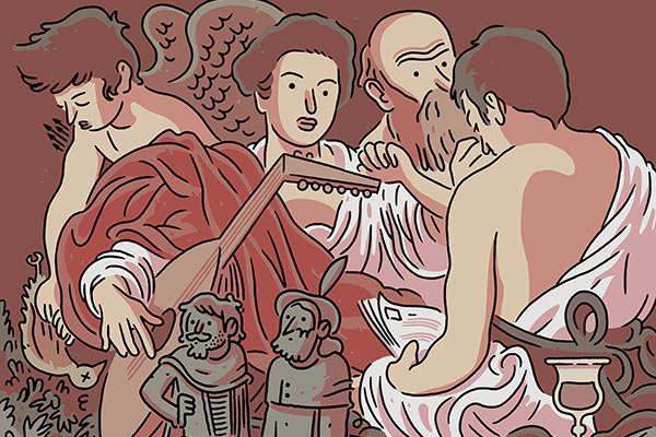 Buscando a Caravaggio