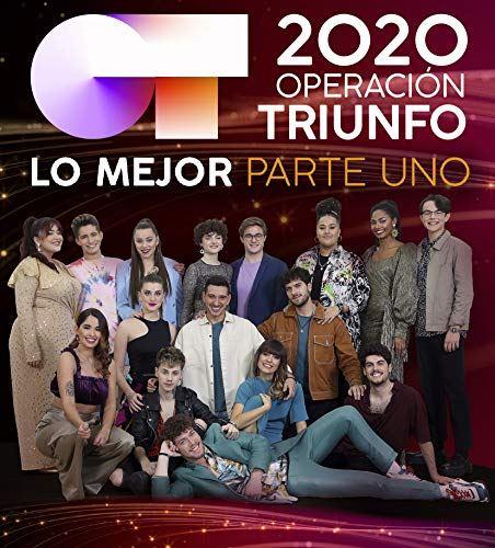 """Firma de discos """"OT 2020- LO MEJOR PARTE UNO"""""""