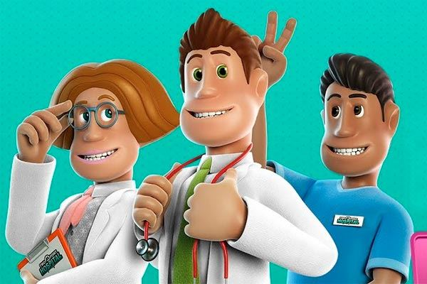 Two Point Hospital: ¿Qué me pasa, doctor?
