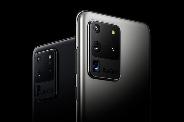 Samsung S20: Un salto de una década