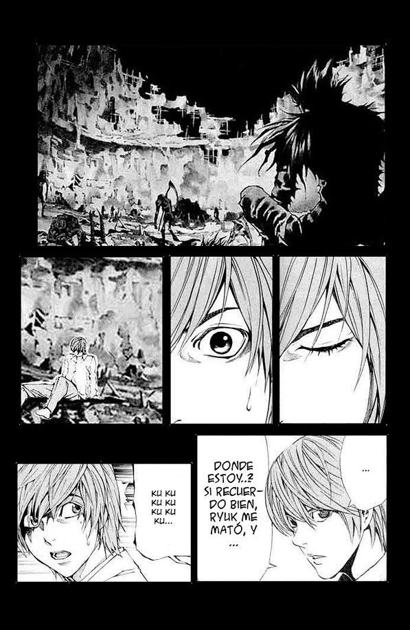 death note-comic