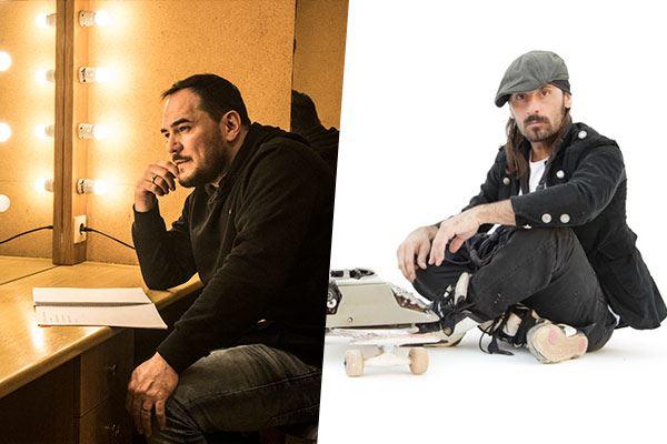 Binomio Sonoro: Ismael Serrano y Miguel Campello