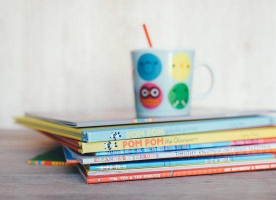 Manual para el Día del Libro Infantil en casa.