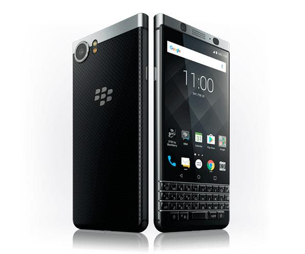 BLACKBERRY KEYONE - MWC 2017