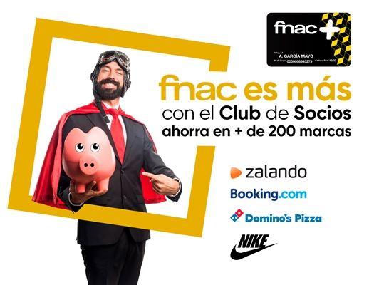 NUEVA VENTAJA CLUB FNAC