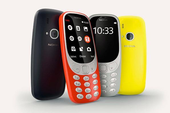 Nokia 3310 nuevo - MWC 2017