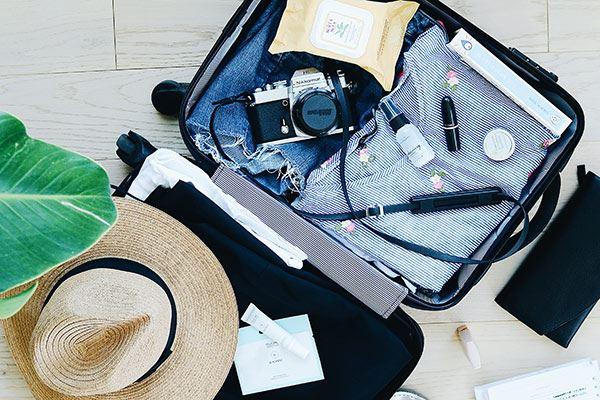 Ideas para tu equipaje