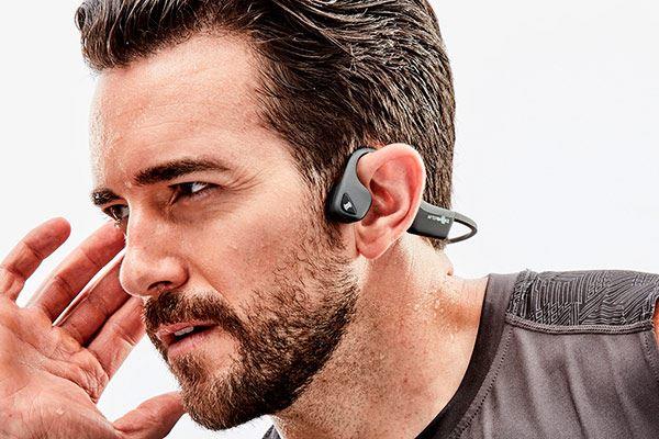 Auriculares: Música en los huesos