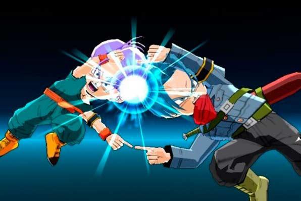 videojuego Dragon Ball Fusions
