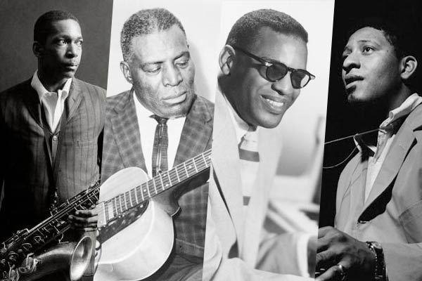 Colección Grandes Maestros del Jazz y el Blues