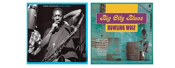 John Coltrane y Howlin Wolf