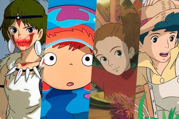 Studio Ghibli: Donde viven los monstruos