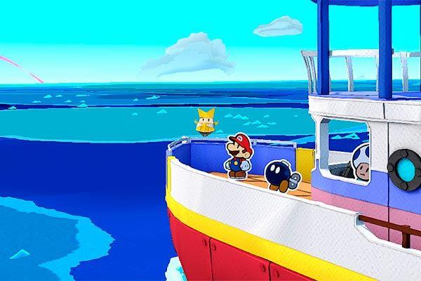 Paper Mario: La fiesta del confeti