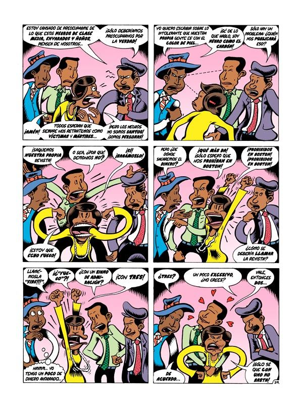 peter bagge-fire