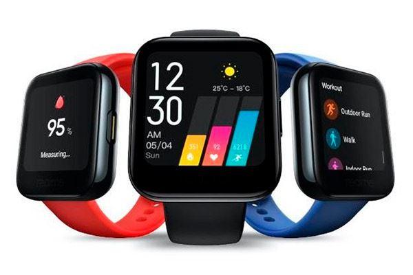 Realme Watch: Reloj inteligente, precio inteligente.