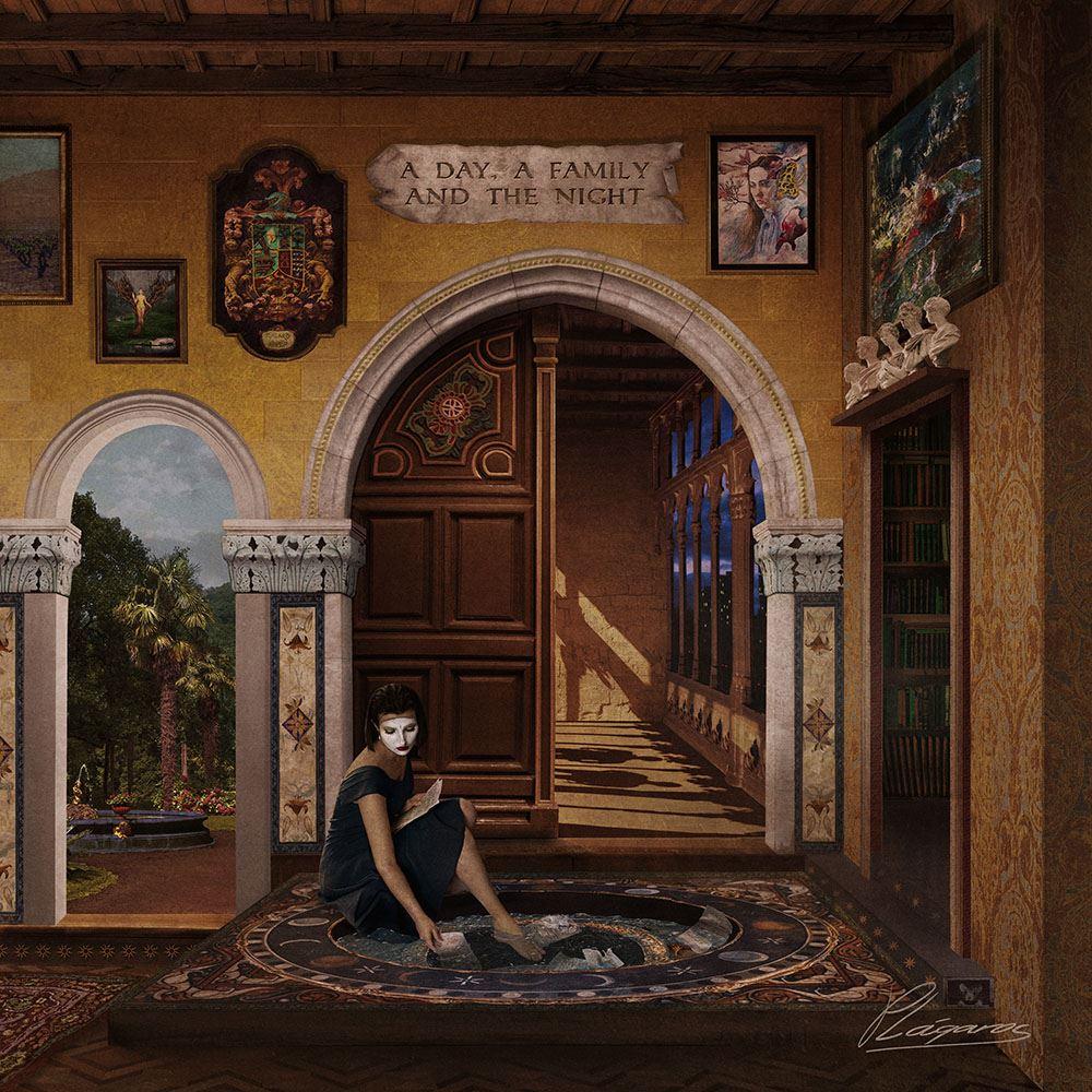 """Plágaros presentan su álbum debut: """"A Day, A Family & The Night"""""""