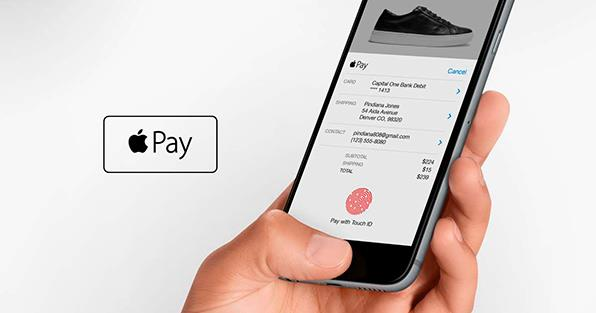Contactless Apple Pay