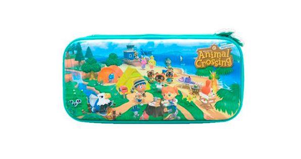 Accesorios-Animal Crossing-funda
