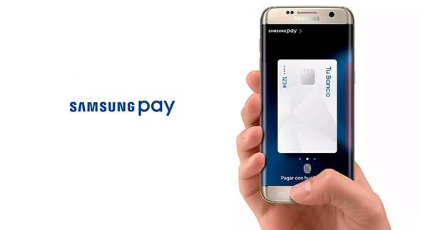 Contactless Samsung Pay