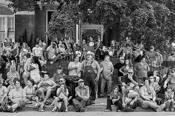 Americans Parade, fotografías de George Georgiou