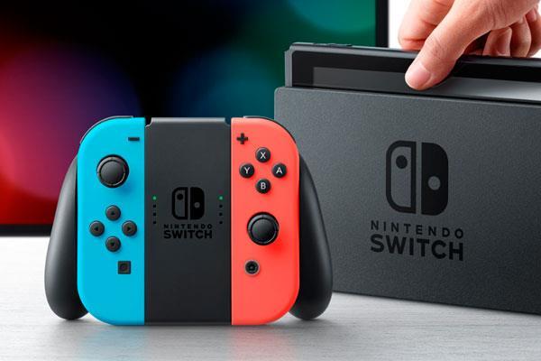 Cuida tu Switch