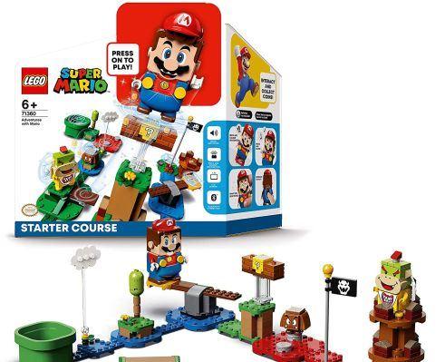 LEGO SUPER MARIO en Fnac Callao