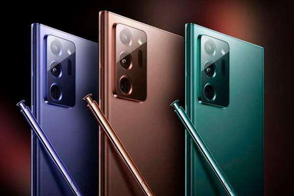Samsung Note 20: Diferencias fraternales