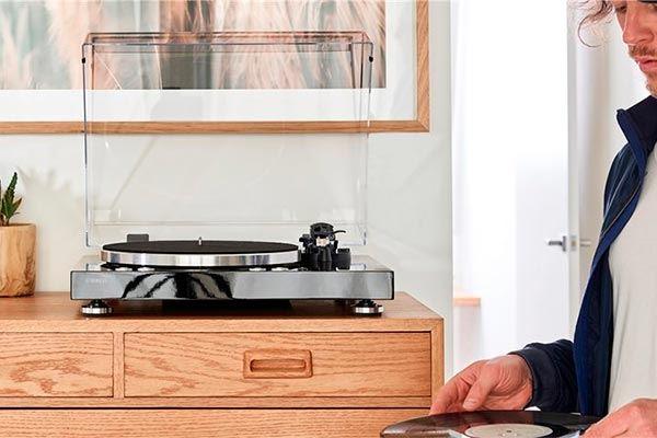 Tocadiscos HiFi: Un sonido redondo