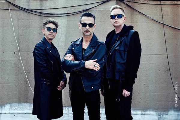 Depeche Mode: Electrónica comprometida