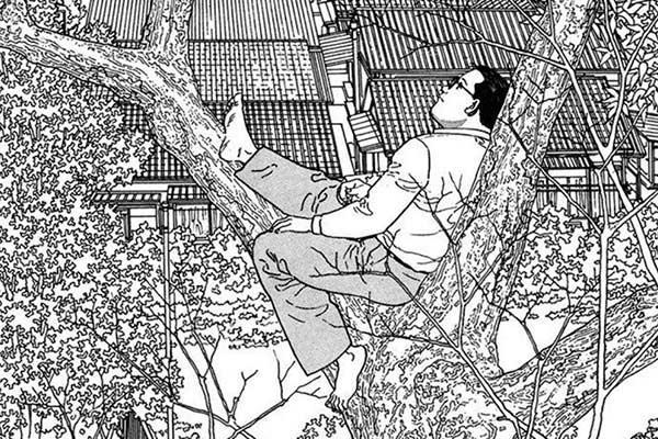 Jiro Taniguchi: El tiempo entre dos palmadas