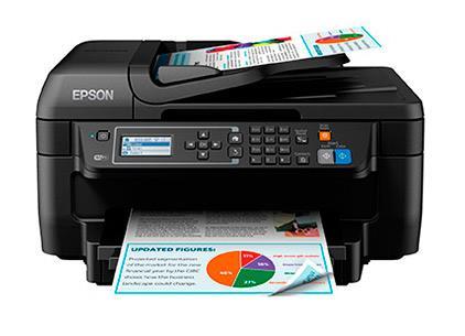 impresora EPSON WORKFORCE WF2750