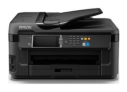 impresora EPSON Workforce WF 7610DWF