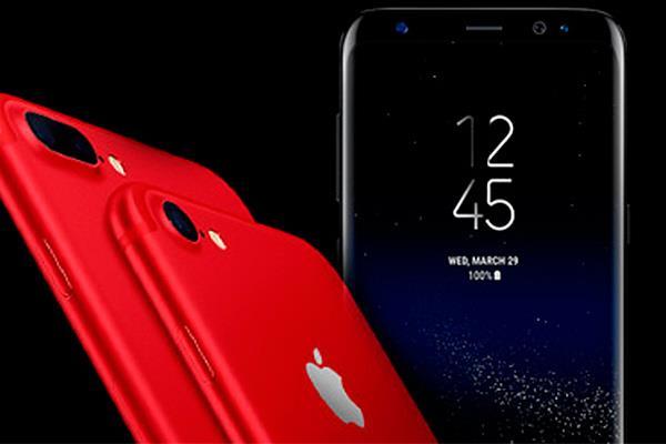 Apple y Samsung: La primavera al techie altera