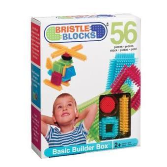 Juguete Bristle 56 piezas