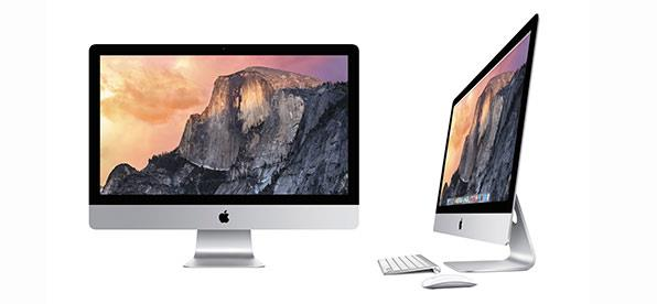 all in one - iMac - Apple