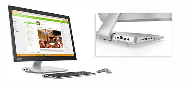 all in one - Lenovo AIO 910