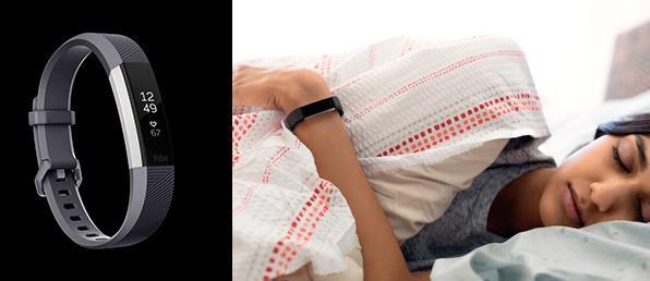 gadgets deportivos - Fitbit HR