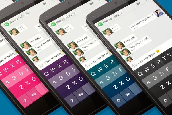 Top apps: Teclados inteligentes