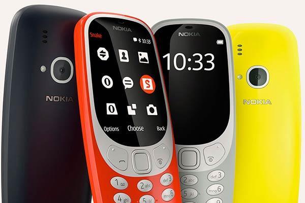 Nokia 3310: El Ave Fénix de la telefonía